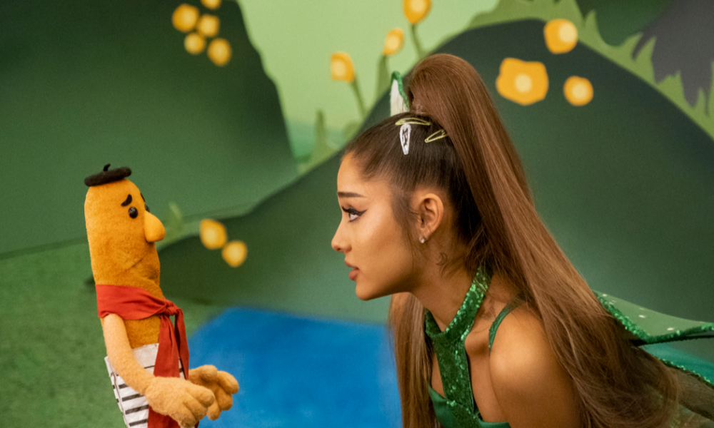 'Kidding' showrunner on Ariana Grande and the energy of therapeutic