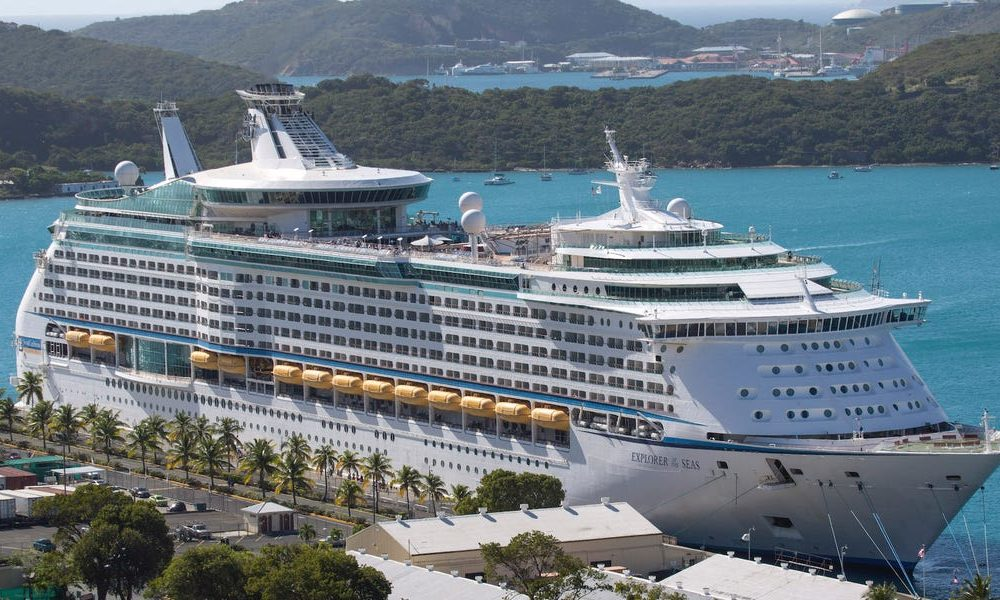 Royal Caribbean is halting original cruises for the following 30 days in the US amid coronavirus possibility