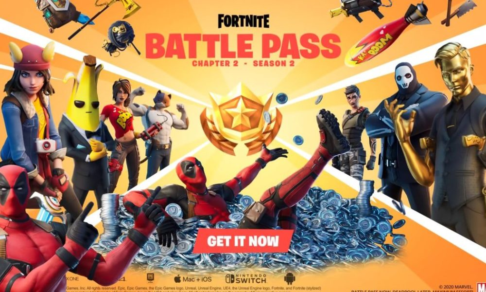 'Fortnite' Chapter 2 Season 2 is all about secret agents and Deadpool