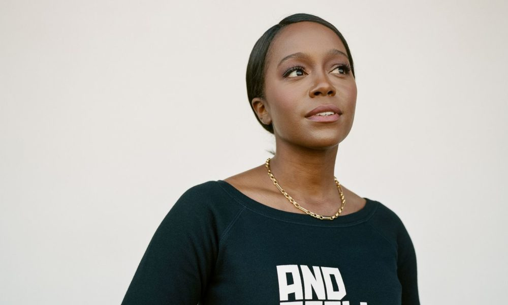 Aja Naomi King, Michael Ealy And More Personnel Up To Remind You: 'And Aloof I Vote'