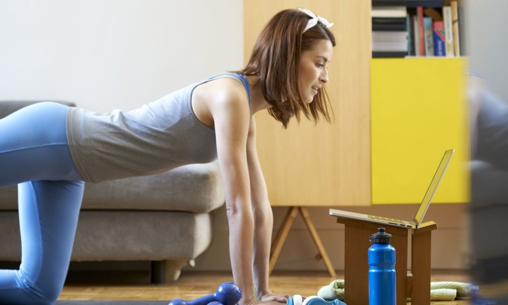 Workout apps and YouTube channels for while you occur to can no longer scoot away the house