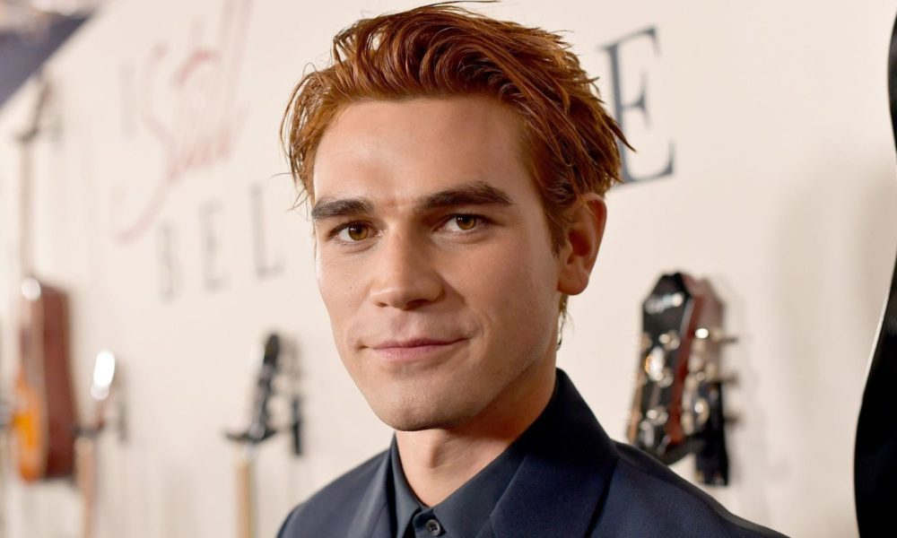 KJ Apa Is Immune To His Luxuriate in Allure