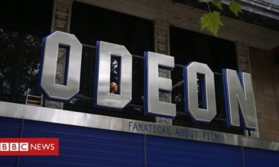 Coronavirus: Odeon and Cineworld shut UK cinemas