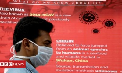 Coronavirus: First dying confirmed in India