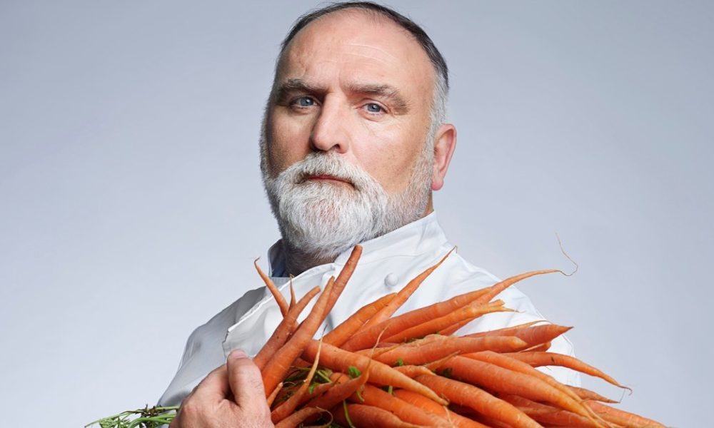 'Without Empathy, Nothing Works.' Chef José Andrés Wants to Feed the World By the Pandemic