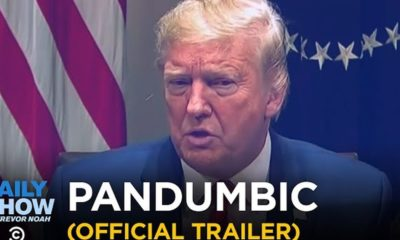 'The Day by day Deliver' turns coronavirus misinformation from Trump staunch into a catastrophe movie