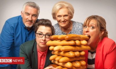 Hollywood Why Mel and Sue quit Bake Off on first day of filming