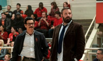 Review: A shifting flip from Ben Affleck in an current drama