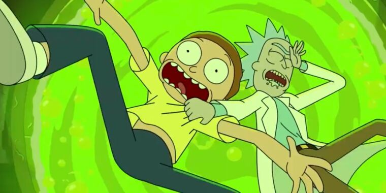 No humorous story: Rick and Morty has a original trailer; 2d half of of S4 will air Could per chance well 3