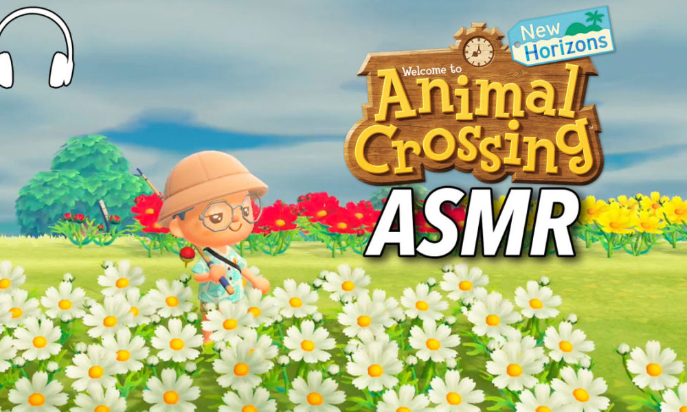 Bless Your Ears With Animal Crossing: New Horizons ASMR