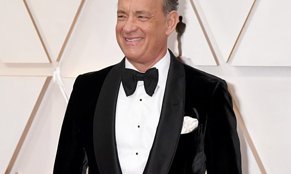 If Ever There Used to be a Neatly-known person for This Moment, It's Tom Hanks