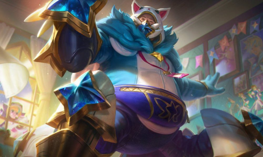 Considerable person Guardian Urgot is eventually coming to League of Legends – The Rift Herald