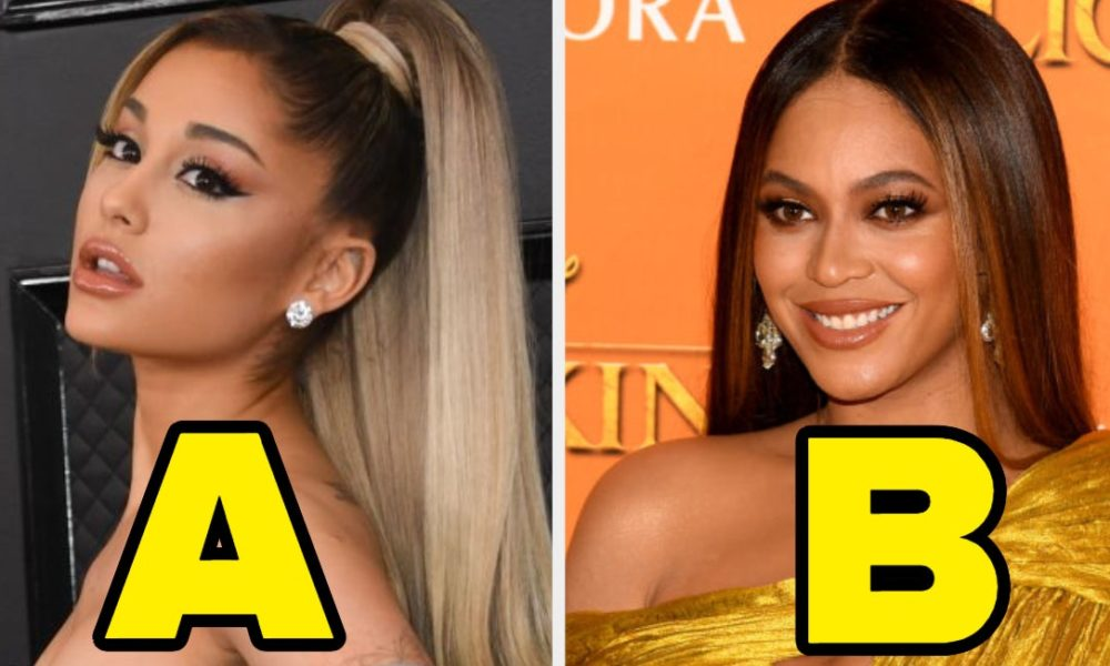 This Celeb A-Z Quiz Will Wager Your Abilities With ninety 9% Accuracy