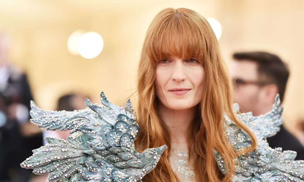 Florence And The Machine To Bring At-Home Performance For Digital Met Gala