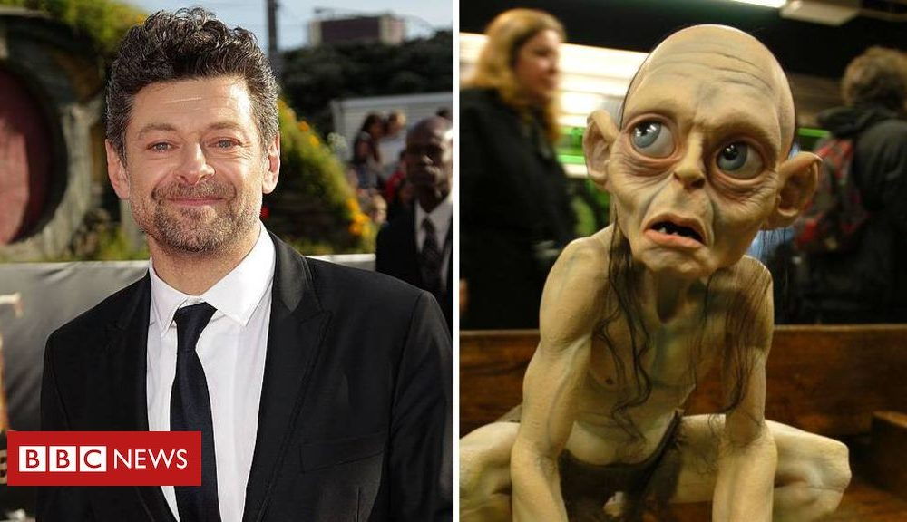 Gollum actor to be taught the total Hobbit reside online