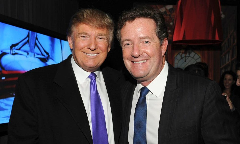Trump unfollowed Piers Morgan on Twitter after the TV host known as out his 'batsh– crazy' coronavirus medication theories