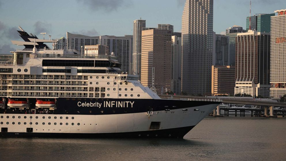 'Essential amount' of US crew restful caught on cruise ships, Express Dept. says