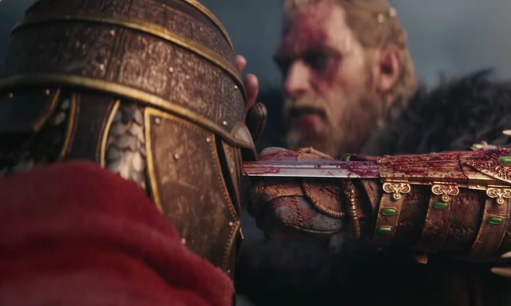 'Murderer's Creed Valhalla' trailer is fat of viking glory