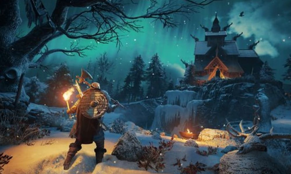 'Assassin's Creed Valhalla' arrives this vacation on Xbox Sequence X and PS5