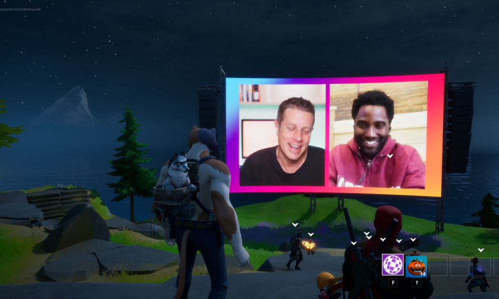 Novel Tenet Trailer Premieres In Fortnite, Which Is No Longer A Video Recreation