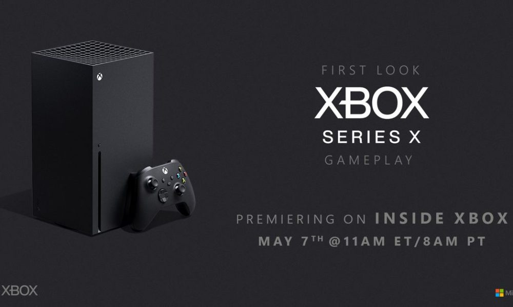 Microsoft to demo Xbox Series X games on Might well perhaps seventh