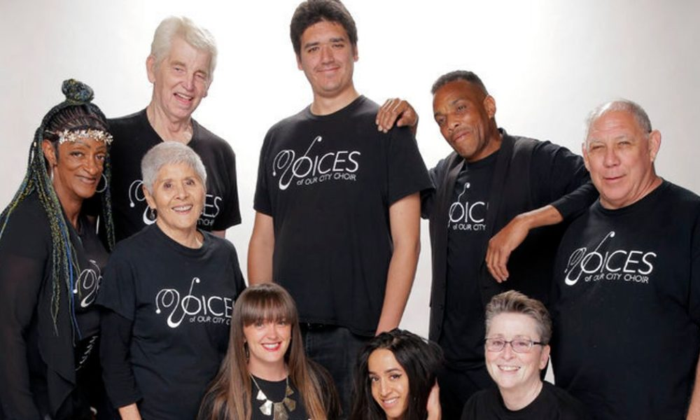 This Homeless Choir From San Diego Strikes Gold On 'The US's Bought Talent'