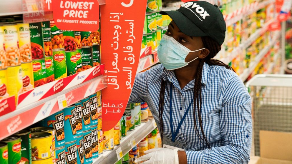 Foreigners on the frontlines of pandemic in Arab Gulf states
