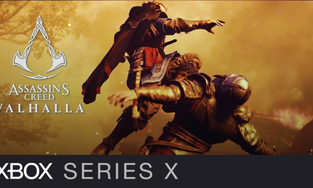 Assassin's Creed Valhalla – FULL Gameplay Show Presentation | Inner Xbox 20/20 – GameSpot