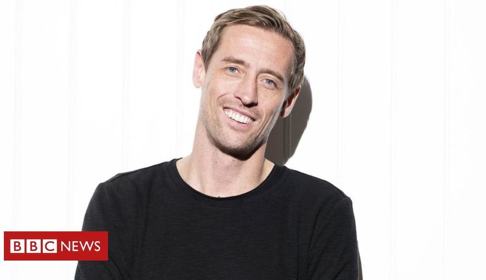 Peter Crouch on jumping from planes and 'the final retirement'