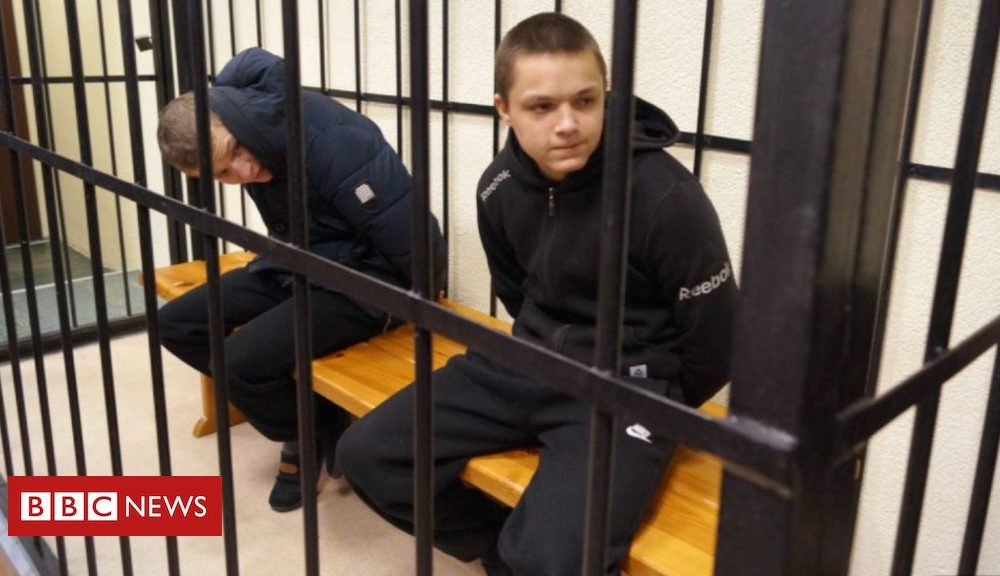 'My brothers on Europe's ideal death row'