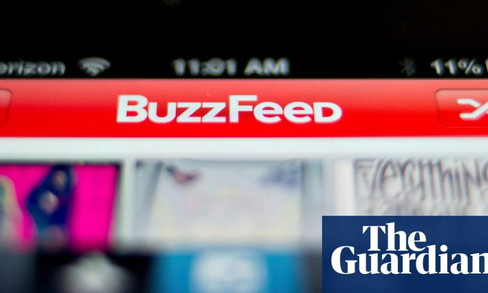 BuzzFeed pulls depart on UK and Australian recordsdata operations