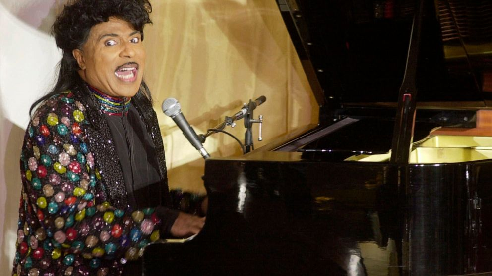 Little Richard, flamboyant rock 'n' roll pioneer, ineffective at 87