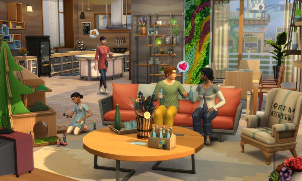 The original Sims 4 Eco Each day life gameplay trailer has made me very infected to eat bugs