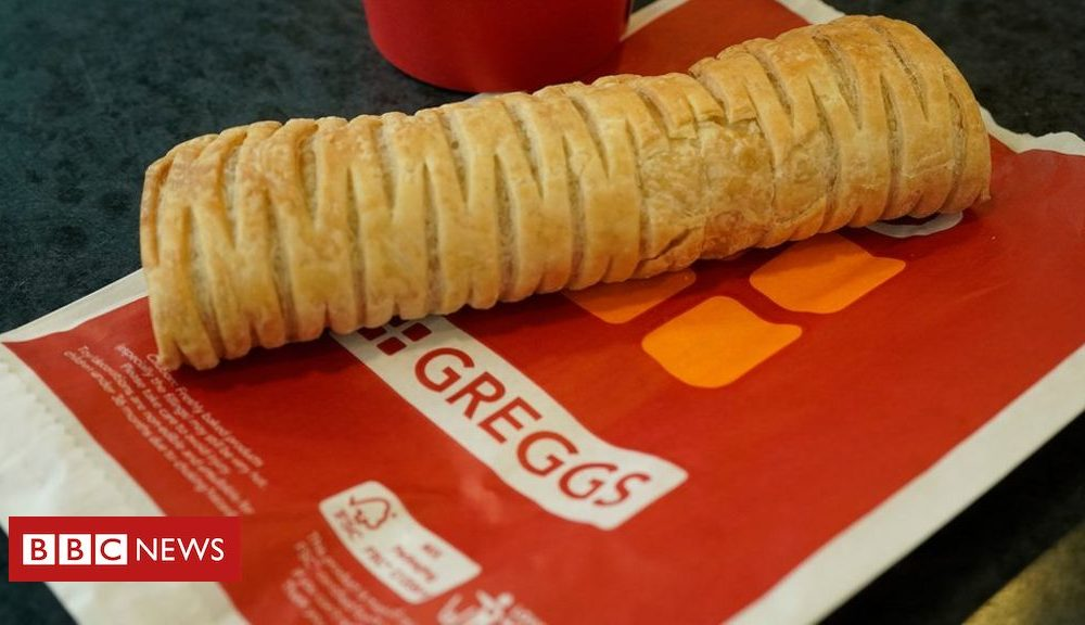 Coronavirus: Greggs to reopen 800 retail outlets for takeaway on Thursday