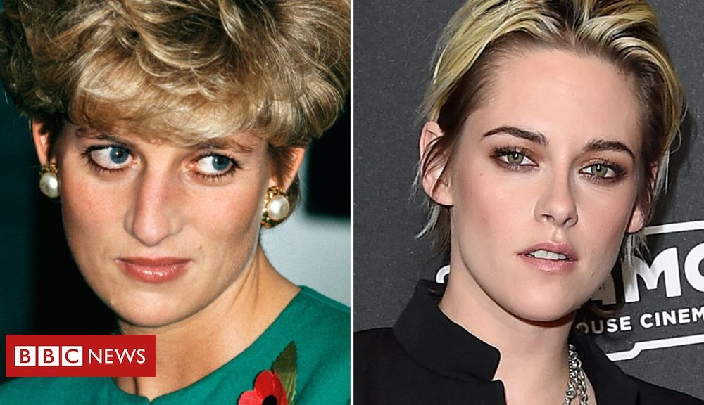 Hollywood Kristen Stewart to play Princess Diana in novel film