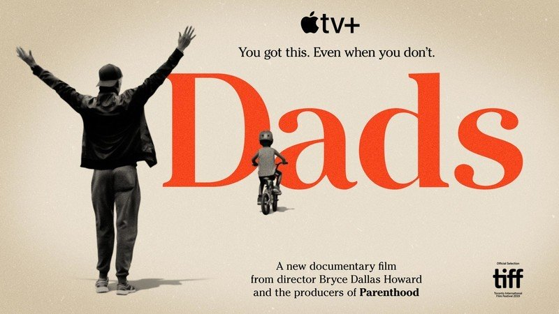 """Apple Shares Trailer for """"Dads"""" Documentary Coming to TV+ on Father's Day"""