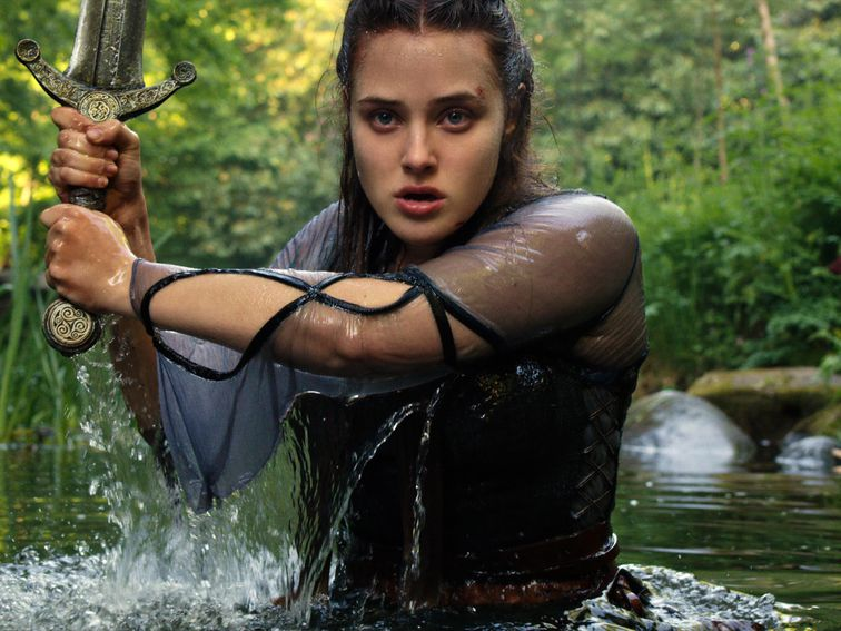 Netflix's new sad fantasy stars Katherine Langford in Witcher-esque first trailer – CNET