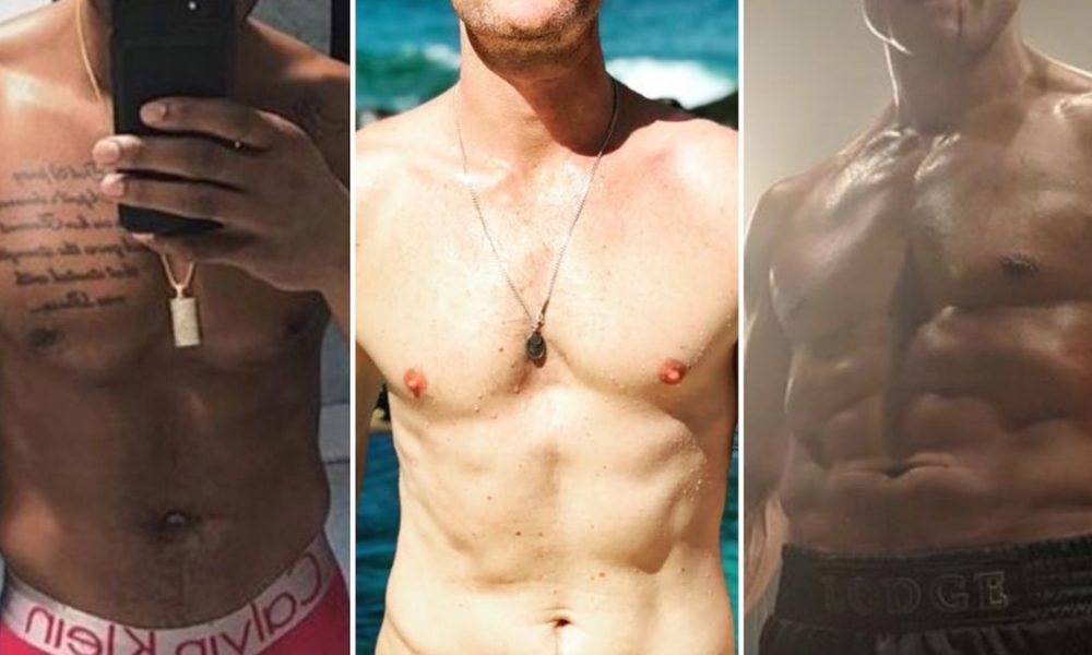 Hot Wide title Dad Bods — Guess Who!