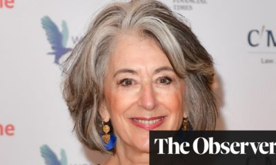 Sunday with Maureen Lipman: 'I'm a weak frail heap, nonetheless I look like all gleaming for the time being'
