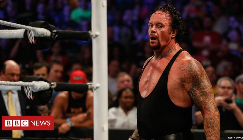 WWE star The Undertaker hints at retirement from wrestling