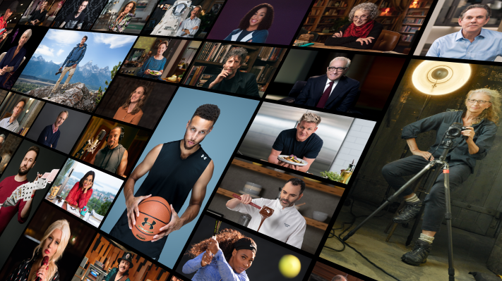 MasterClass, which provides star-taught on-line classes for a $180 annual subscription, raises $100M Sequence E, at a reported valuation of $800M (Natasha Mascarenhas/TechCrunch)