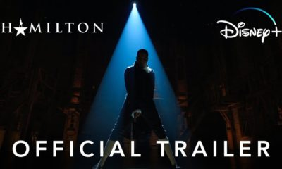 WATCH: New 'Hamilton' film trailer, Disney film is out July 3