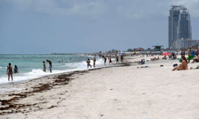 Over 2,000 original COVID-19 cases in Florida for 2 straight days as extra beaches reopen