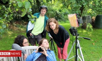 Young filmmakers position their manner out of pandemic – BBC Data
