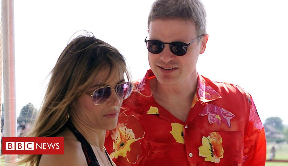 Hollywood Liz Hurley pays tribute to 'candy, model' ex Steve Bing