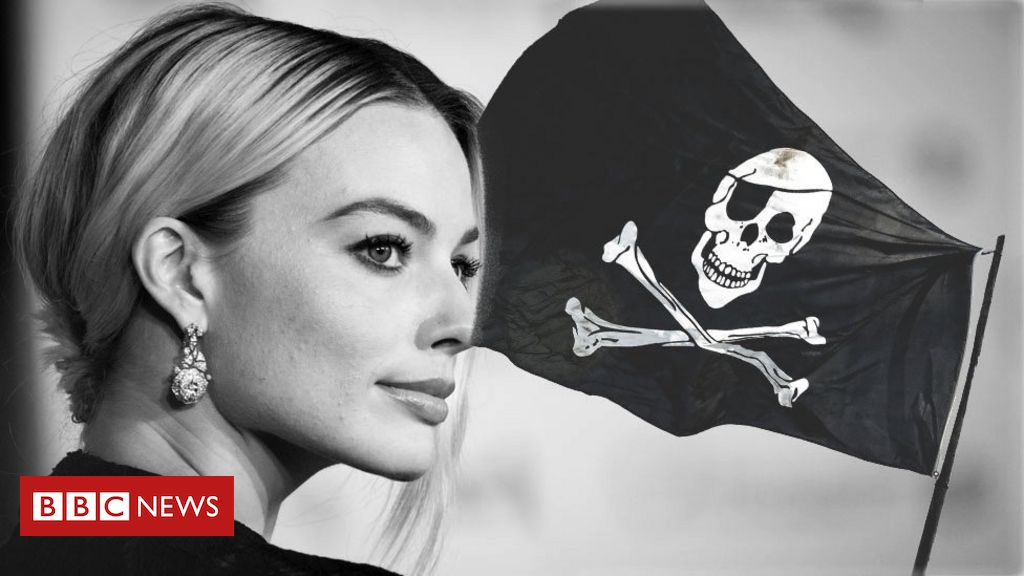 Margot Robbie and the fantabulous female pirates