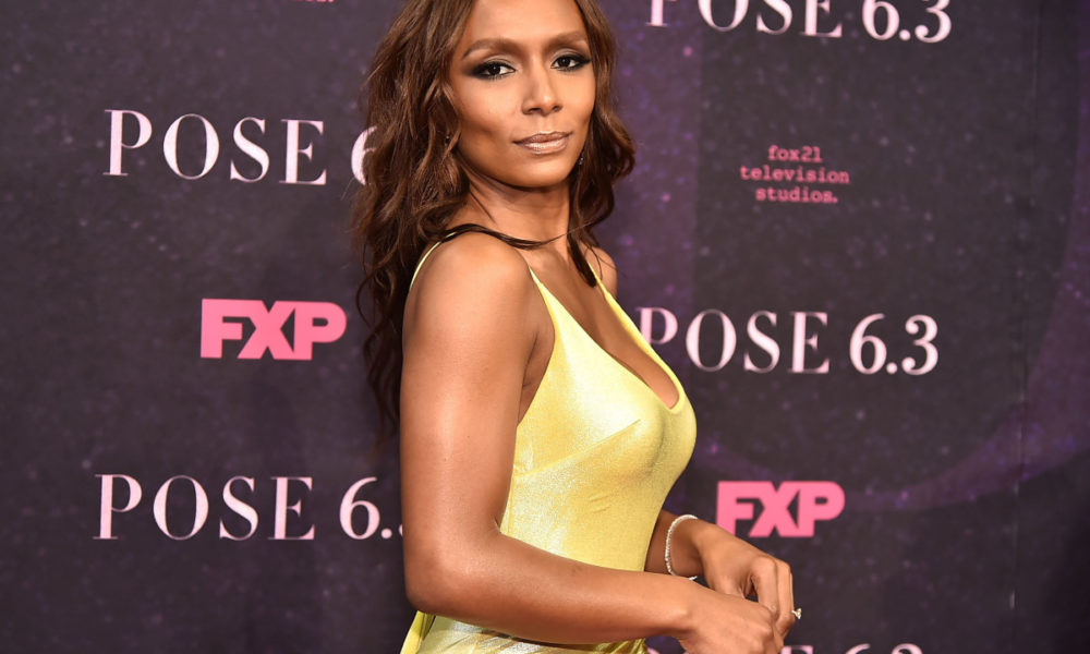 Extensive Outfits in Vogue History: Janet Mock in Christian Siriano