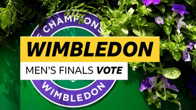 Hollywood Wimbledon: Vote for your favourite men's singles excellent