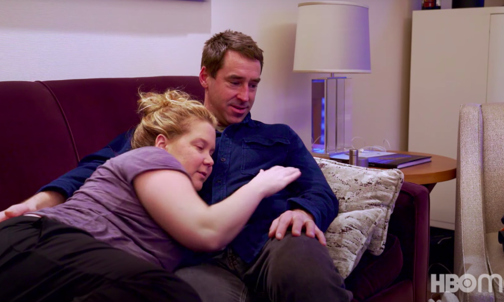 HBO's 'Waiting for Amy' trailer gets humorous and private with Amy Schumer