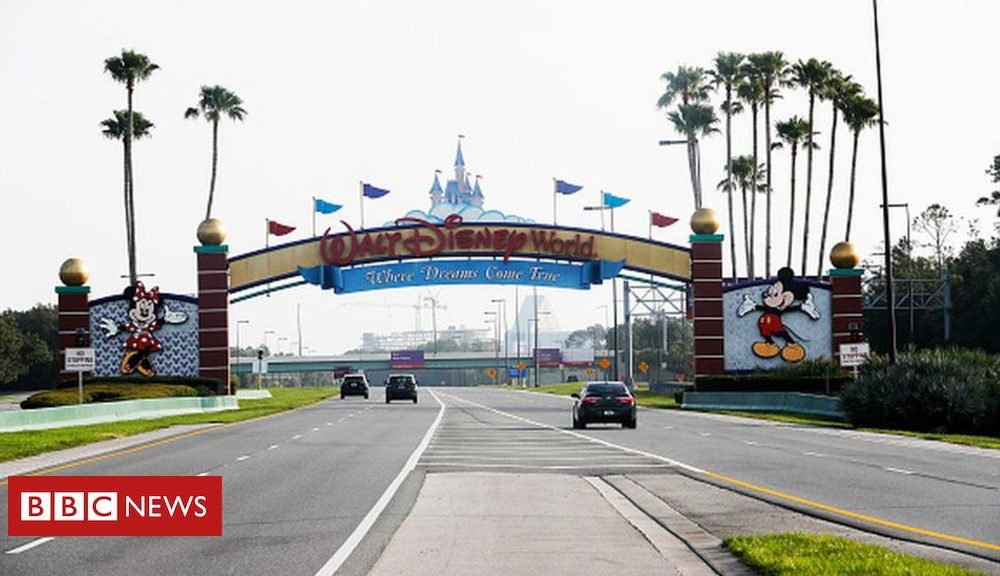 Hollywood Walt Disney World reopens in Florida amid Covid-19 surge